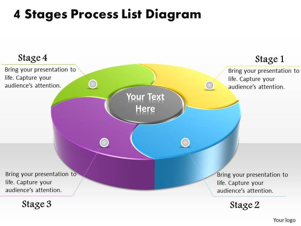 1013_busines_ppt_diagram_4_stages_process_list_diagram_powerpoint_template_Slide01