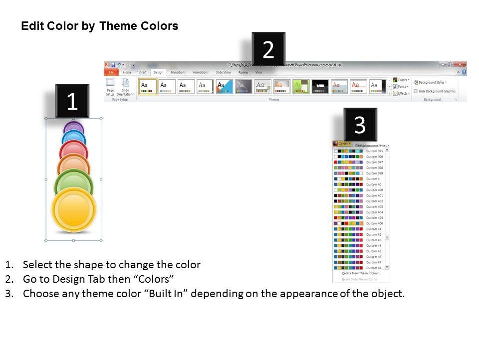 1013 Busines Ppt Diagram 6 Stages Process Flow Diagram Powerpoint