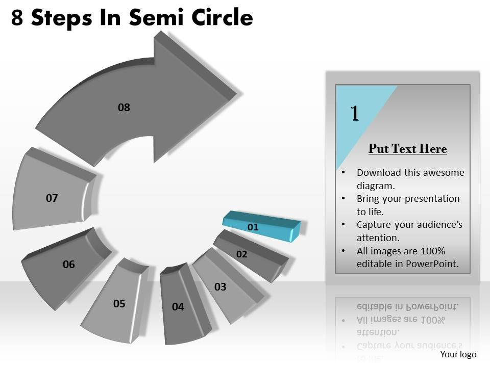 1013_busines_ppt_diagram_8_steps_in_semi_circle_powerpoint_template_Slide02