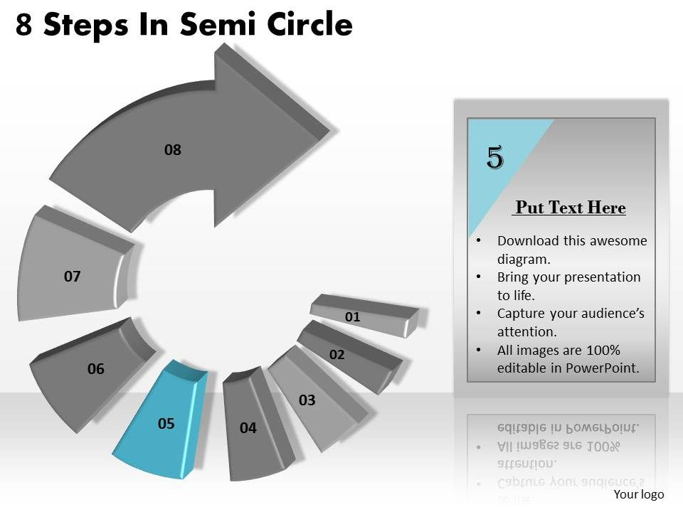 1013_busines_ppt_diagram_8_steps_in_semi_circle_powerpoint_template_Slide06
