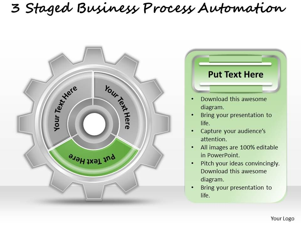 Business process automation ppt