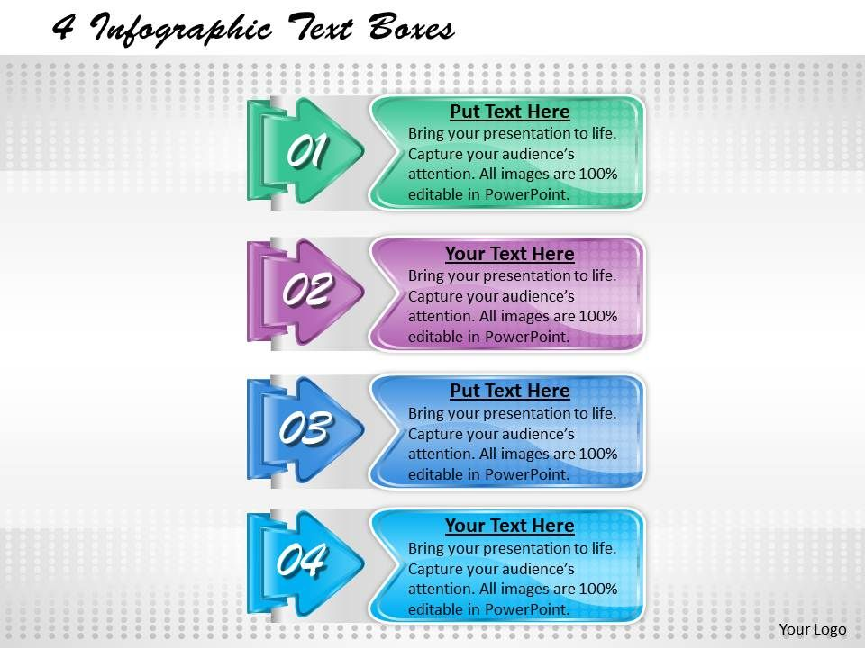 1013_business_ppt_diagram_4_infographic_text_boxes_powerpoint_template_Slide01