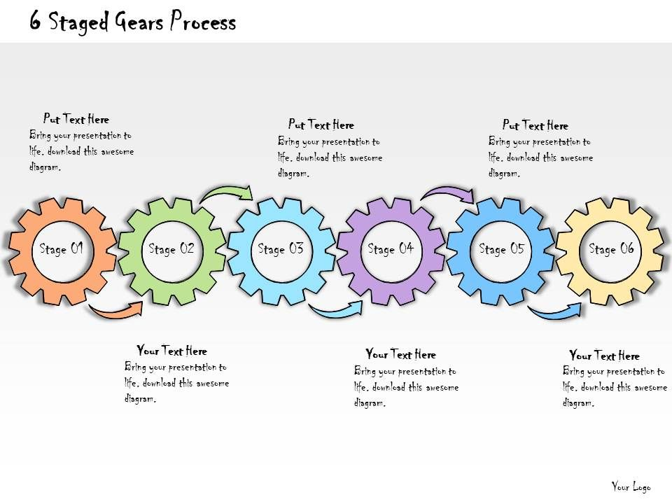 1013_business_ppt_diagram_6_staged_gears_process_powerpoint_template_Slide01