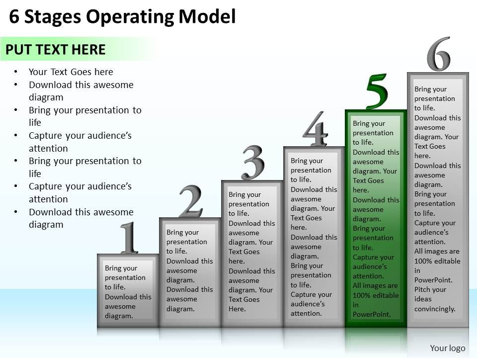 1013 business ppt diagram 6 stages operating model powerpoint 1013businesspptdiagram6stagesoperatingmodelpowerpointtemplateslide06 accmission Images