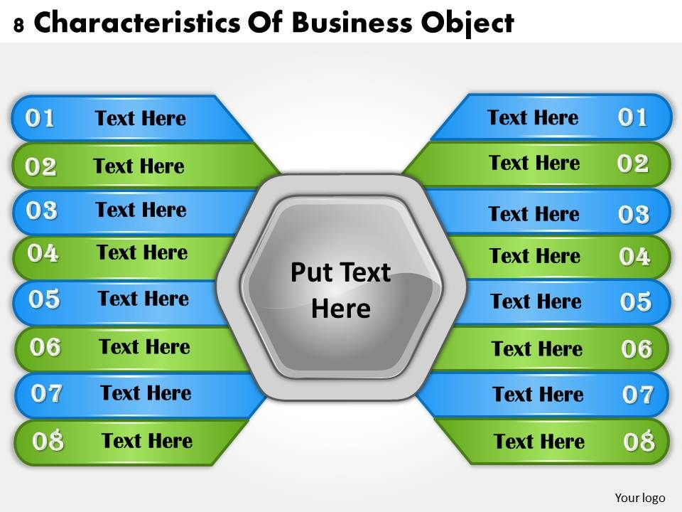 characteristics of business ppt