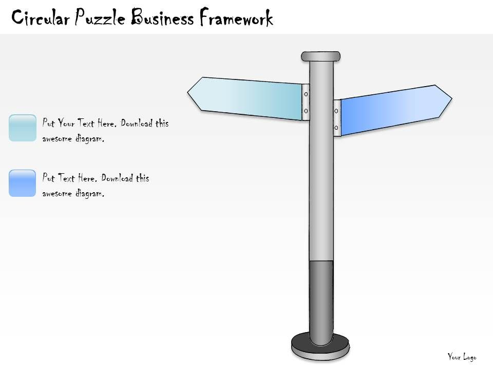 1013_business_ppt_diagram_confusion_in_decision_making_powerpoint_template_Slide01