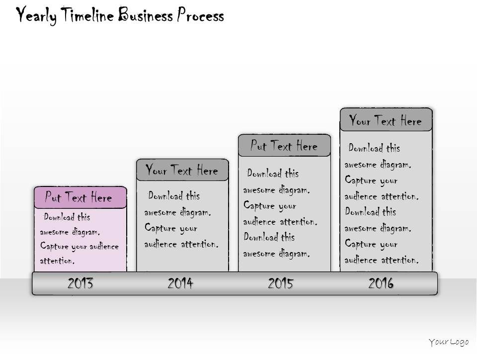 annual timeline template - Roho.4senses.co