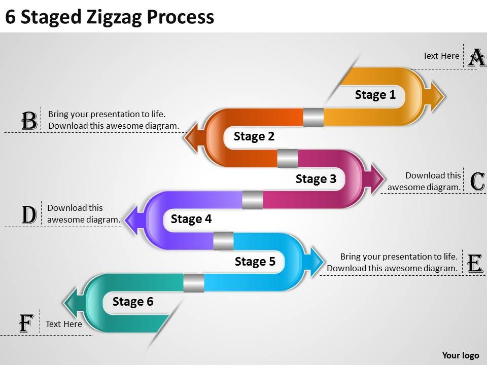 1013_strategy_consulting_business_6_staged_zigzag_process_powerpoint_templates_ppt_backgrounds_for_slides_Slide01