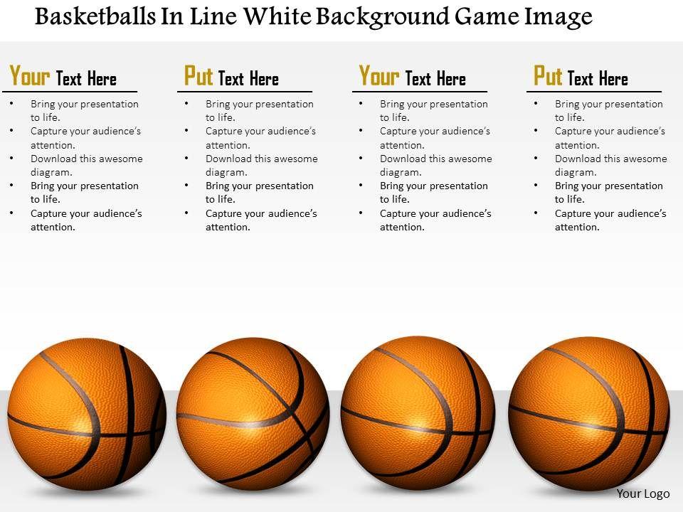 1014 basketballs in line white background game image graphics for 1014basketballsinlinewhitebackgroundgameimagegraphicsforpowerpointslide01 toneelgroepblik Image collections