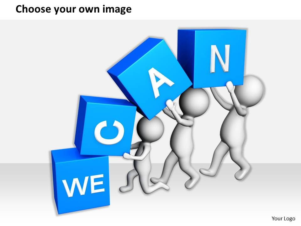 1113 3D Image Of Perfect Teamwork Ppt Graphics Icons Powerpoint ...