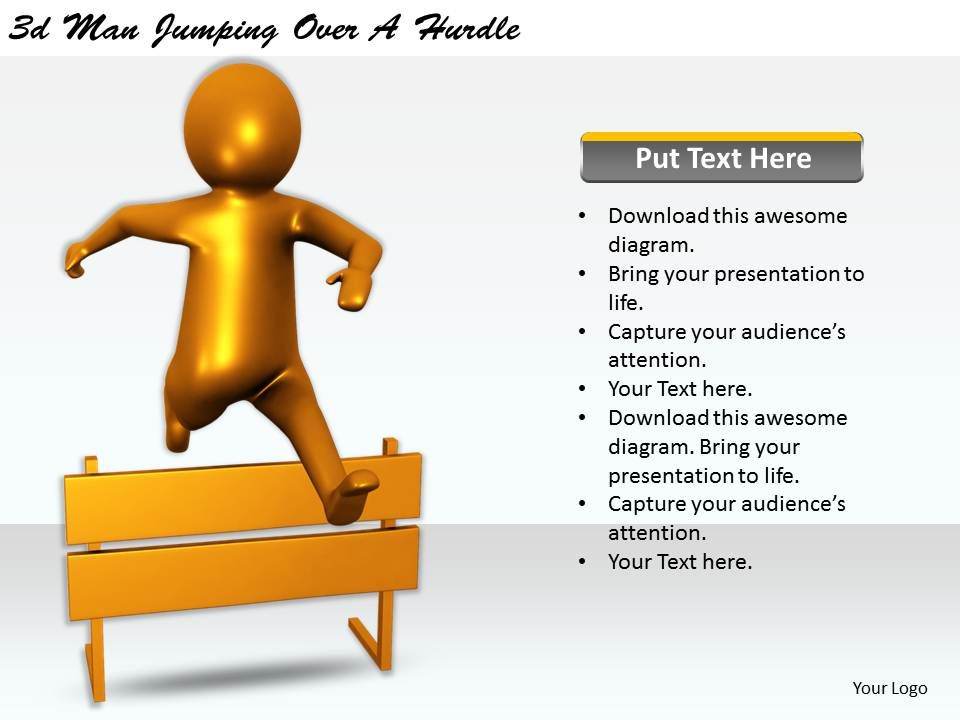 1113_3d_man_jumping_over_a_hurdle_ppt_graphics_icons_powerpoint_Slide01