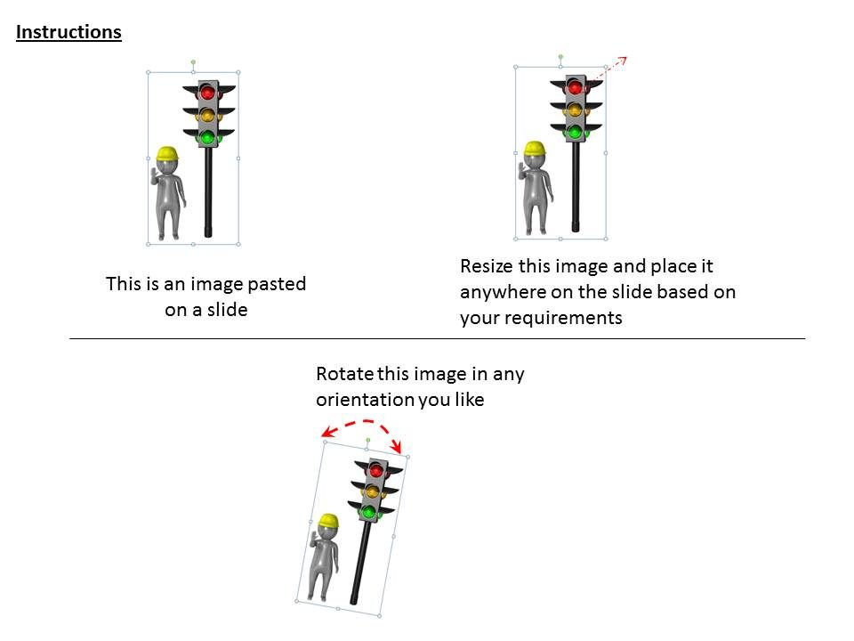 traffic light clipart 6