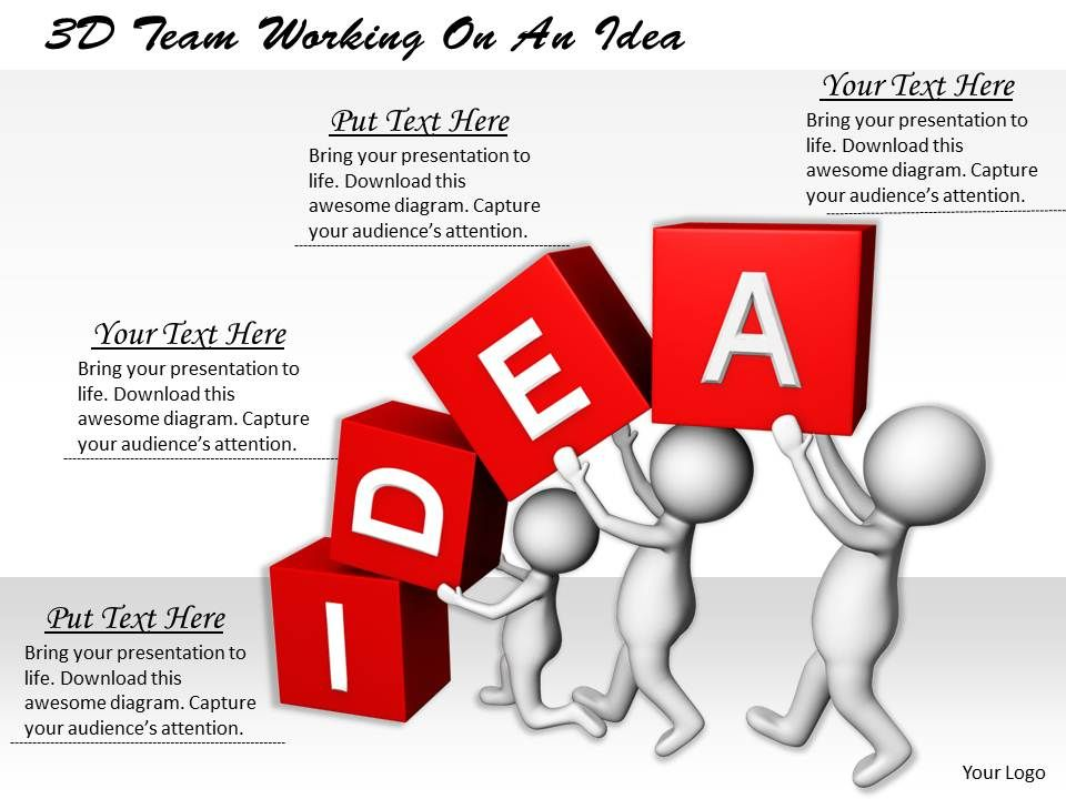 1113_3d_team_working_on_an_idea_ppt_graphics_icons_powerpoint_Slide01