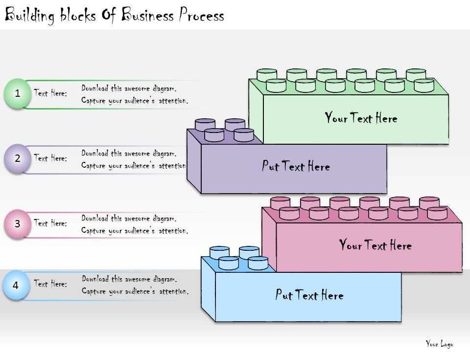 1113_business_ppt_diagram_building_blocks_of_business_process_powerpoint_template_Slide01