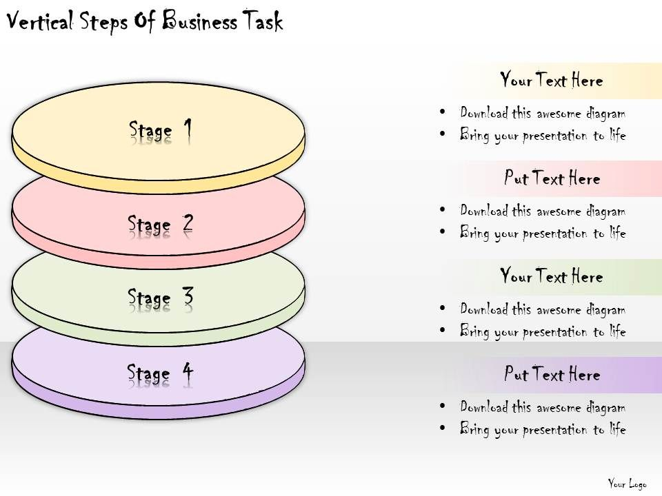 1113_business_ppt_diagram_vertical_steps_of_business_task_powerpoint_template_Slide01