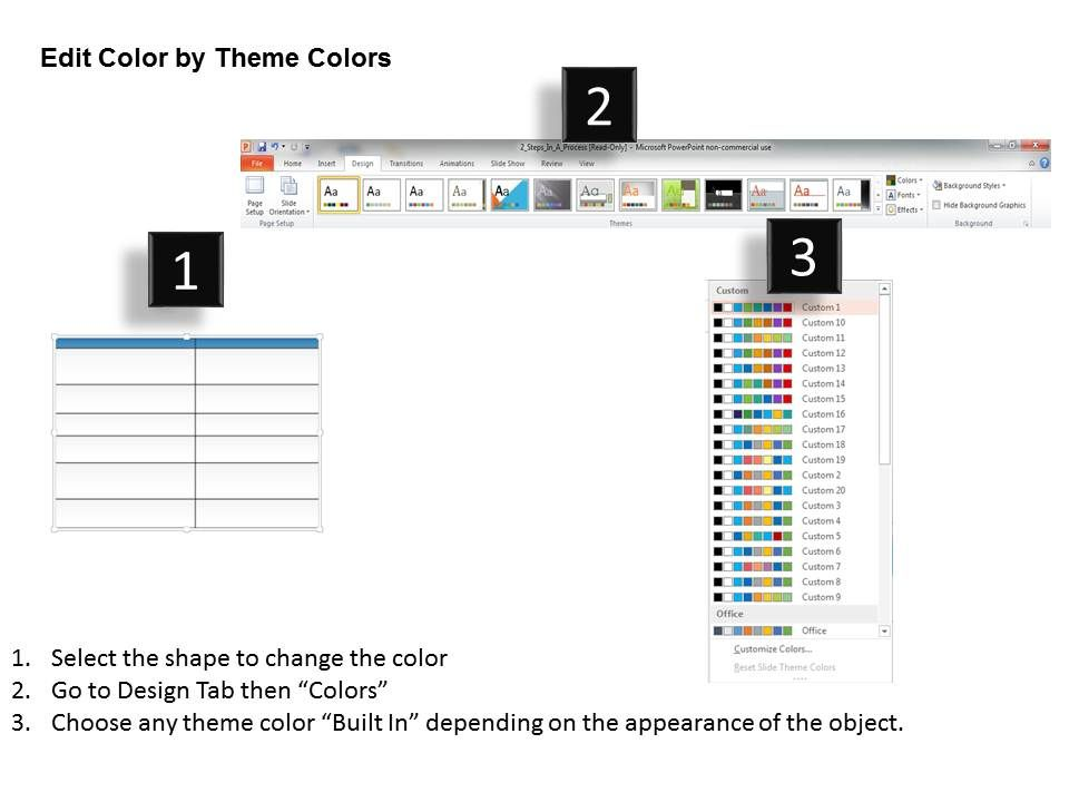 1114 Marketing Plan Worksheet Powerpoint Presentation – Change Plan Worksheet