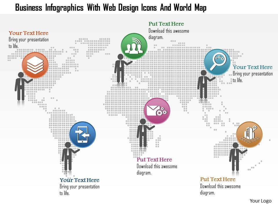 1214 business infographics with web design icons and world map 1214businessinfographicswithwebdesigniconsandworldmappowerpointtemplateslide01 gumiabroncs Choice Image