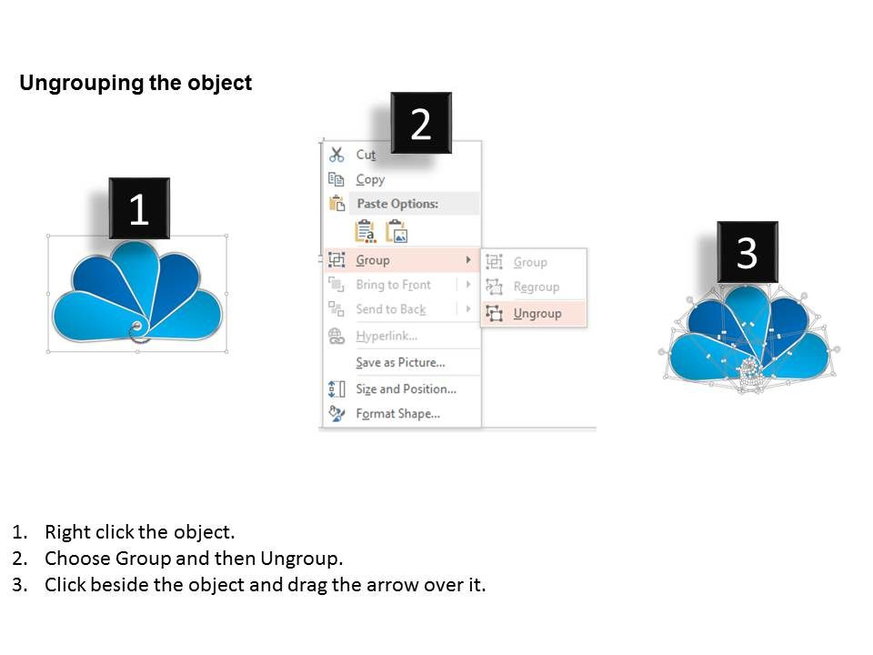 1214 Five Staged Business Tags For Process Flow PowerPoint