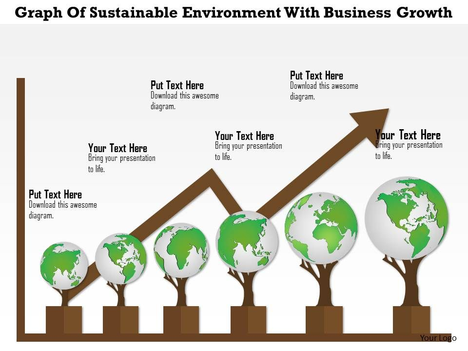 1214 graph of sustainable environment with business growth 1214graphofsustainableenvironmentwithbusinessgrowthpowerpointtemplateslide01 toneelgroepblik Gallery