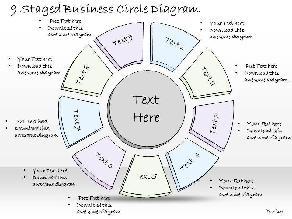 1814 business ppt diagram 9 staged business circle diagram 1814businesspptdiagram9stagedbusinesscirclediagrampowerpointtemplateslide01 toneelgroepblik Gallery