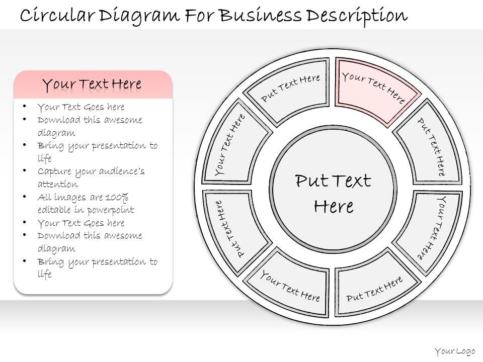 1814 business ppt diagram circular diagram for business description 1814businesspptdiagramcirculardiagramforbusinessdescriptionpowerpointtemplateslide02 ccuart Images