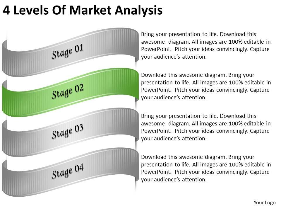 2013_business_ppt_diagram_4_levels_of_market_analysis_powerpoint_template_Slide03
