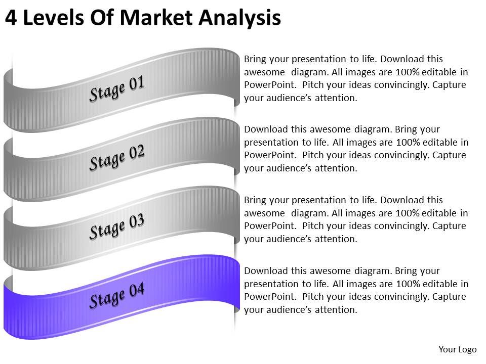 2013_business_ppt_diagram_4_levels_of_market_analysis_powerpoint_template_Slide05
