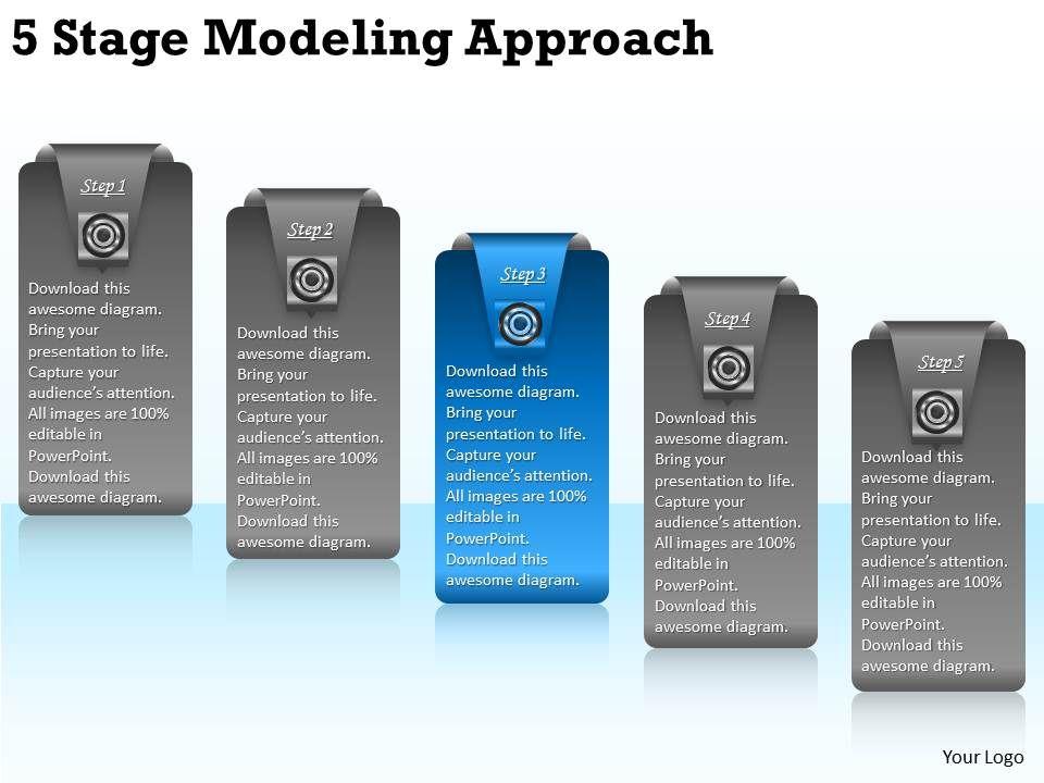 2013 business ppt diagram 5 stage modeling approach powerpoint 2013businesspptdiagram5stagemodelingapproachpowerpointtemplateslide04 toneelgroepblik Gallery