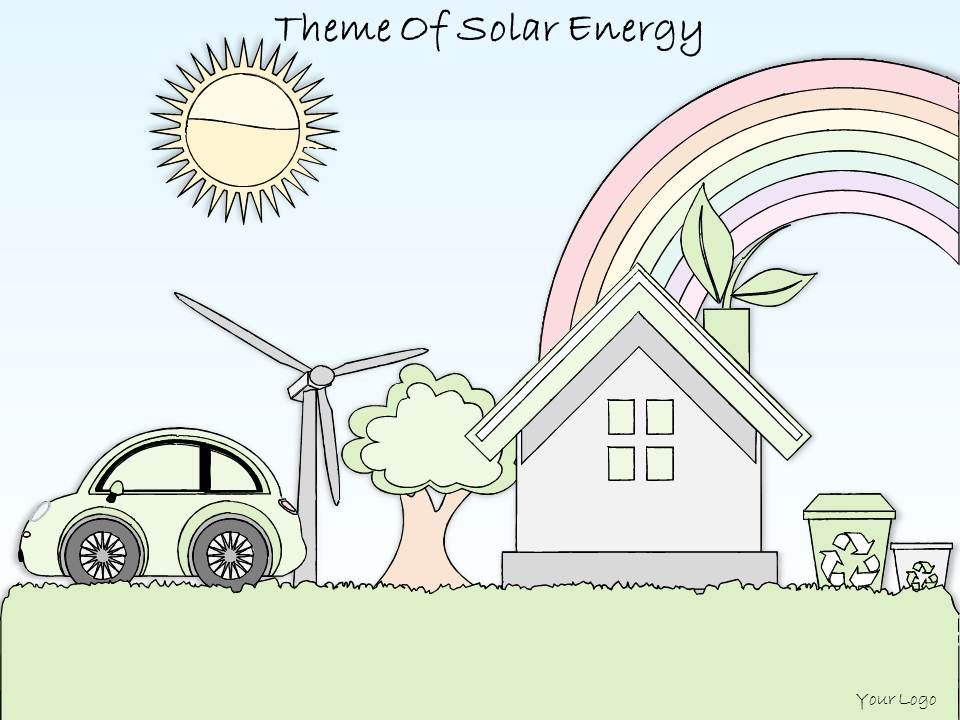 2014_business_ppt_diagram_theme_of_solar_energy_powerpoint_template_Slide01