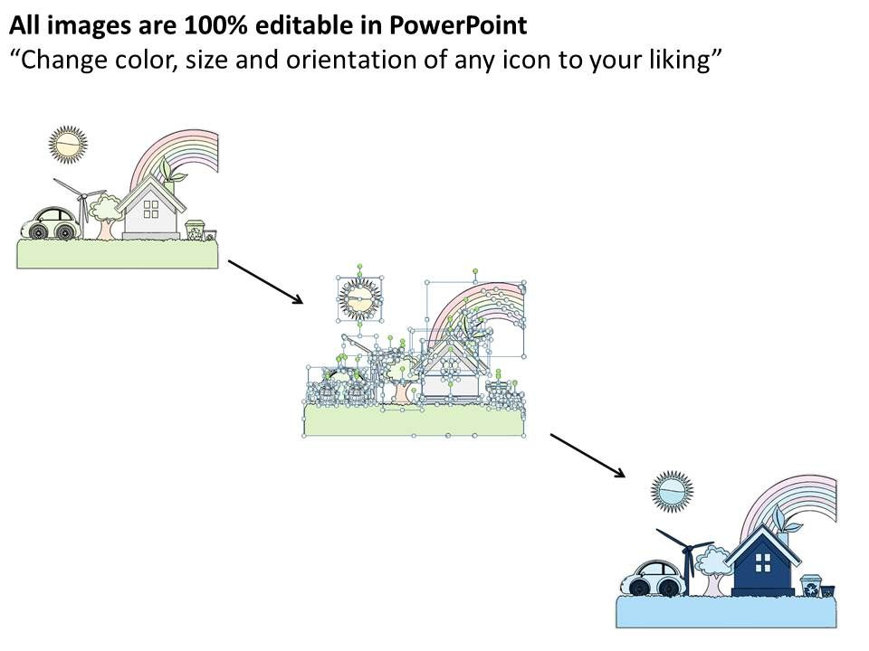 2014_business_ppt_diagram_theme_of_solar_energy_powerpoint_template_Slide02