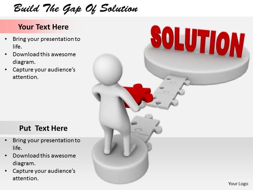 2413_build_the_gap_of_solution_ppt_graphics_icons_powerpoint_Slide01
