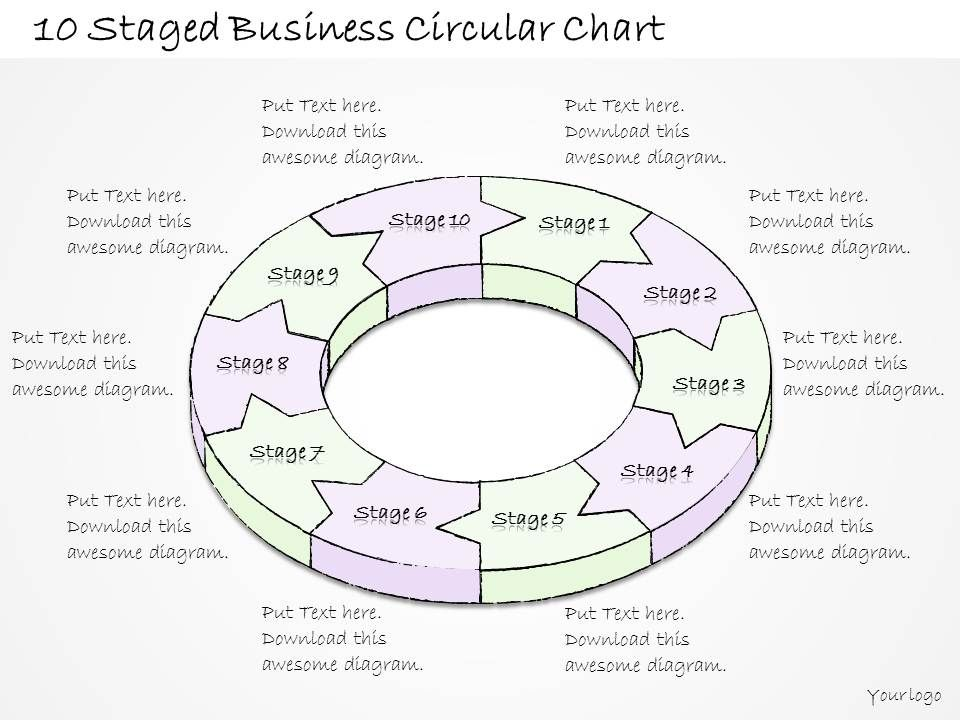 2502_business_ppt_diagram_10_staged_business_circular_chart_powerpoint_template_Slide01