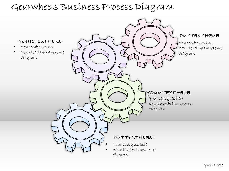 2502_business_ppt_diagram_gearwheels_business_process_diagram_powerpoint_template_Slide01
