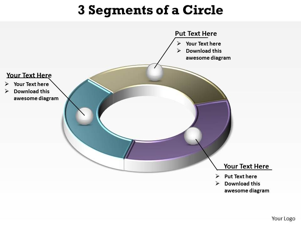 3_segments_of_a_circle_shown_by_ring_powerpoint_diagram_templates_graphics_712_Slide01