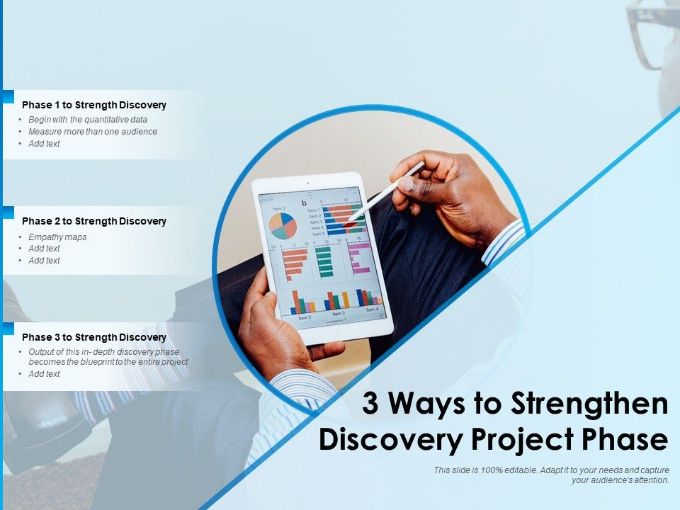 3 Ways To Strengthen Discovery Project Phase