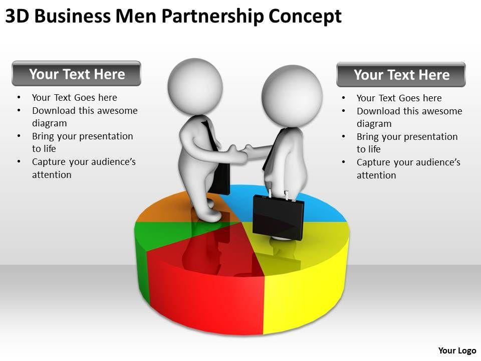 3d_business_men_partnership_concept_ppt_graphics_icons_powerpoint_Slide01