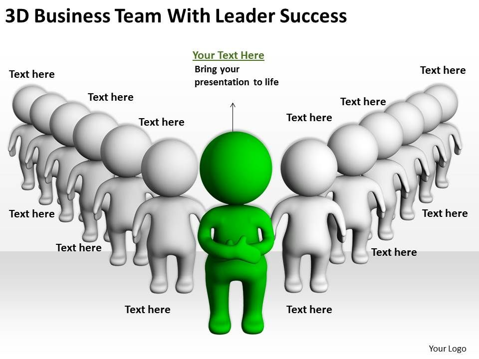 3d_business_team_with_leader_success_ppt_graphics_icons_powerpoin_Slide01
