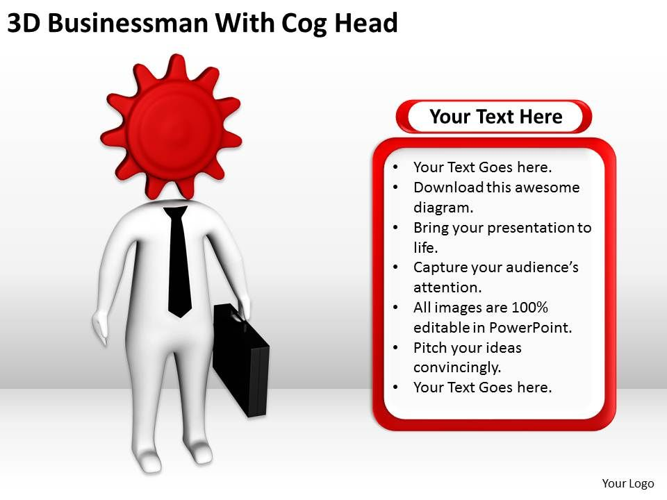 3d_businessman_with_cog_head_ppt_graphics_icons_powerpoint_Slide01
