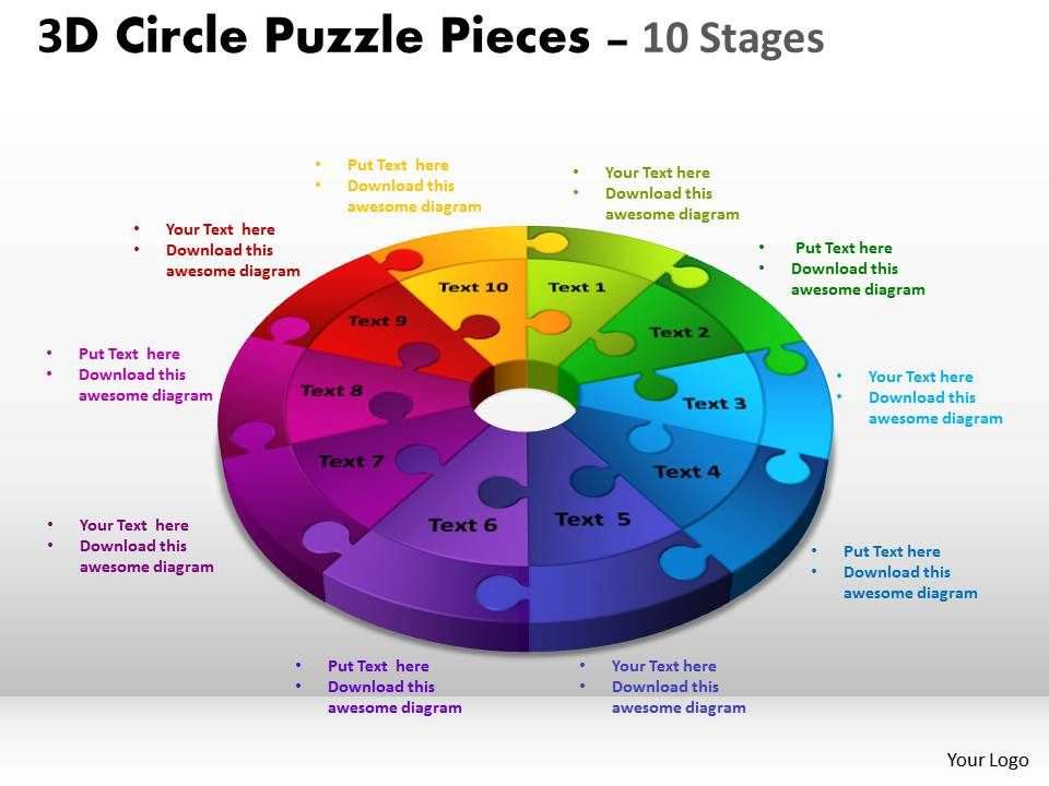 3d_circle_puzzle_diagram_10_stages_slide_layout_4_2_Slide01