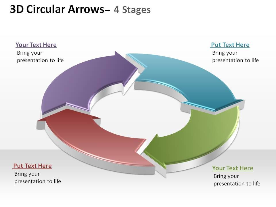 3d circular arrows process smartart 4 stages ppt slides diagrams 3dcirculararrowsprocesssmartart4stagespptslidesdiagramstemplatespowerpointinfographicsslide01 toneelgroepblik Images