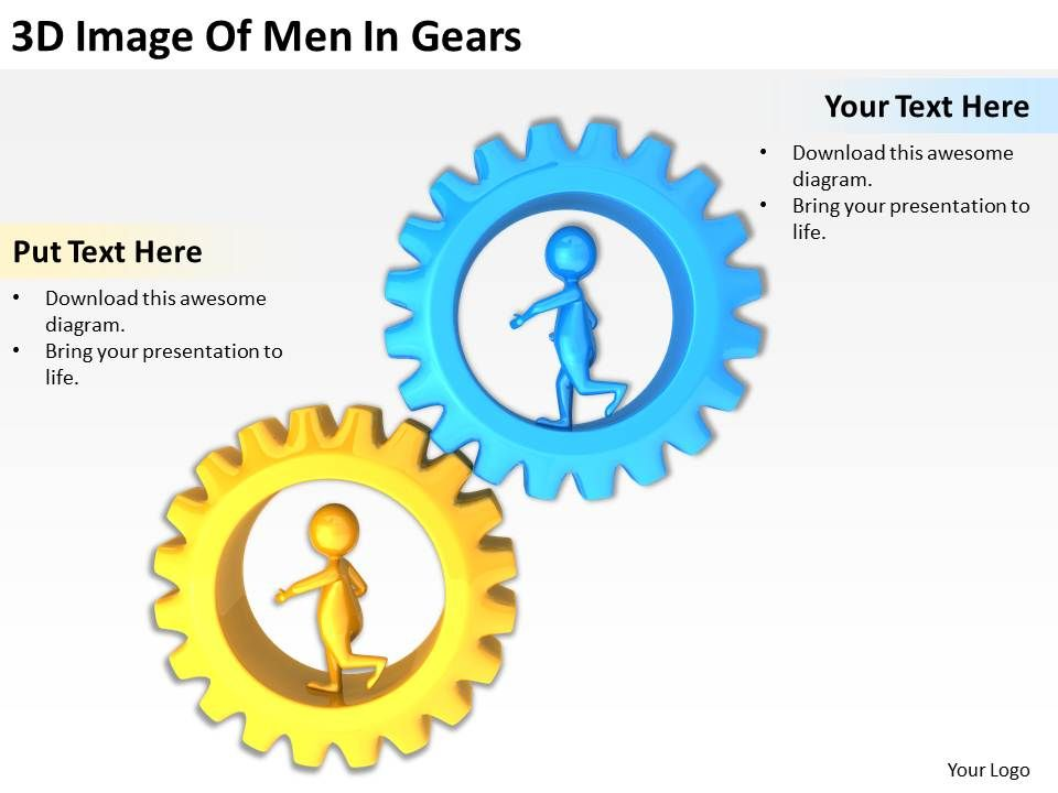 3d_image_of_men_in_gears_ppt_graphics_icons_Slide01
