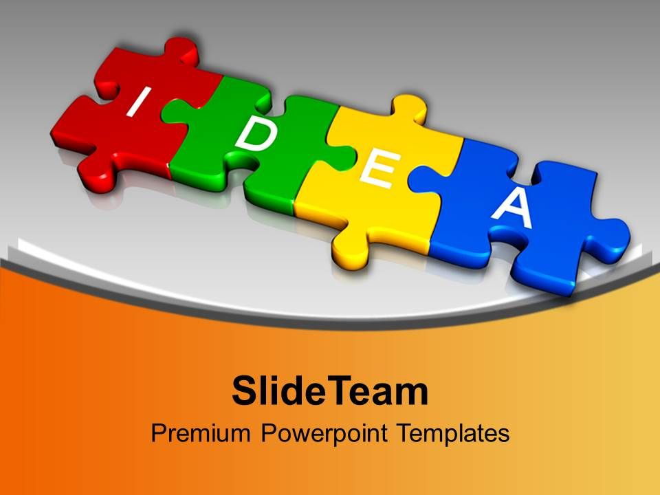 3d_jigsaw_puzzle_pieces_with_idea_business_powerpoint_templates_ppt_themes_and_graphics_0113_Slide01