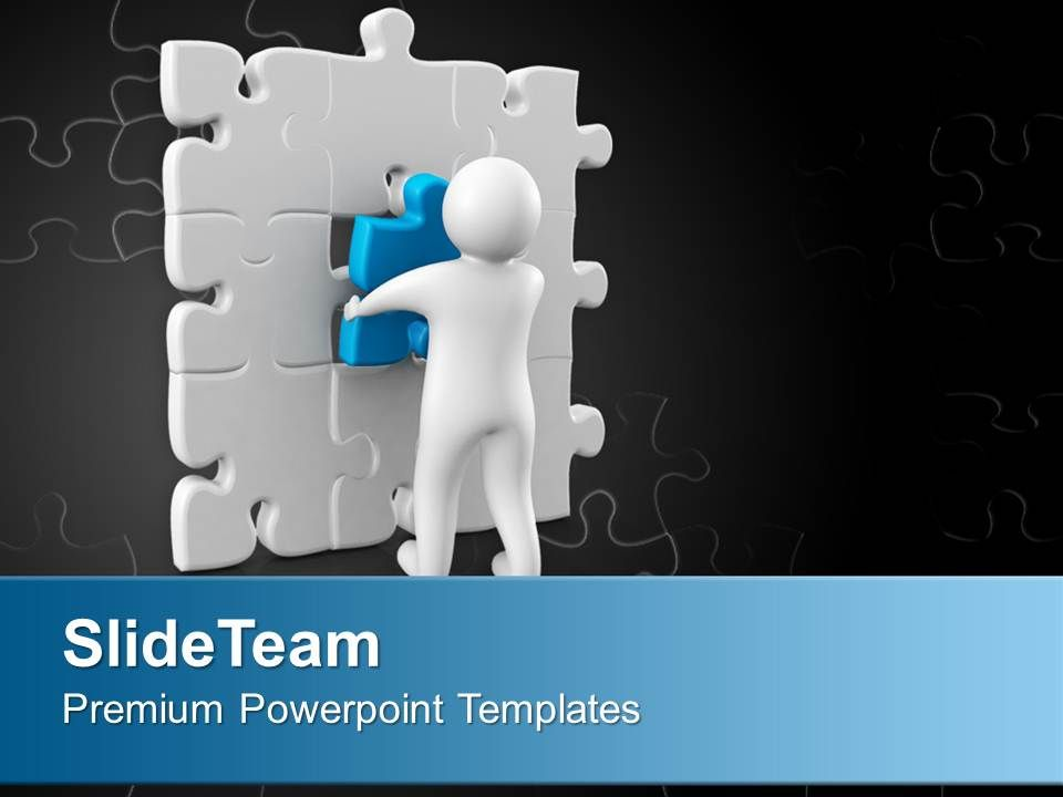 3d_man_connecting_puzzle_piece_business_solution_powerpoint_templates_ppt_themes_and_graphics_0213_Slide01