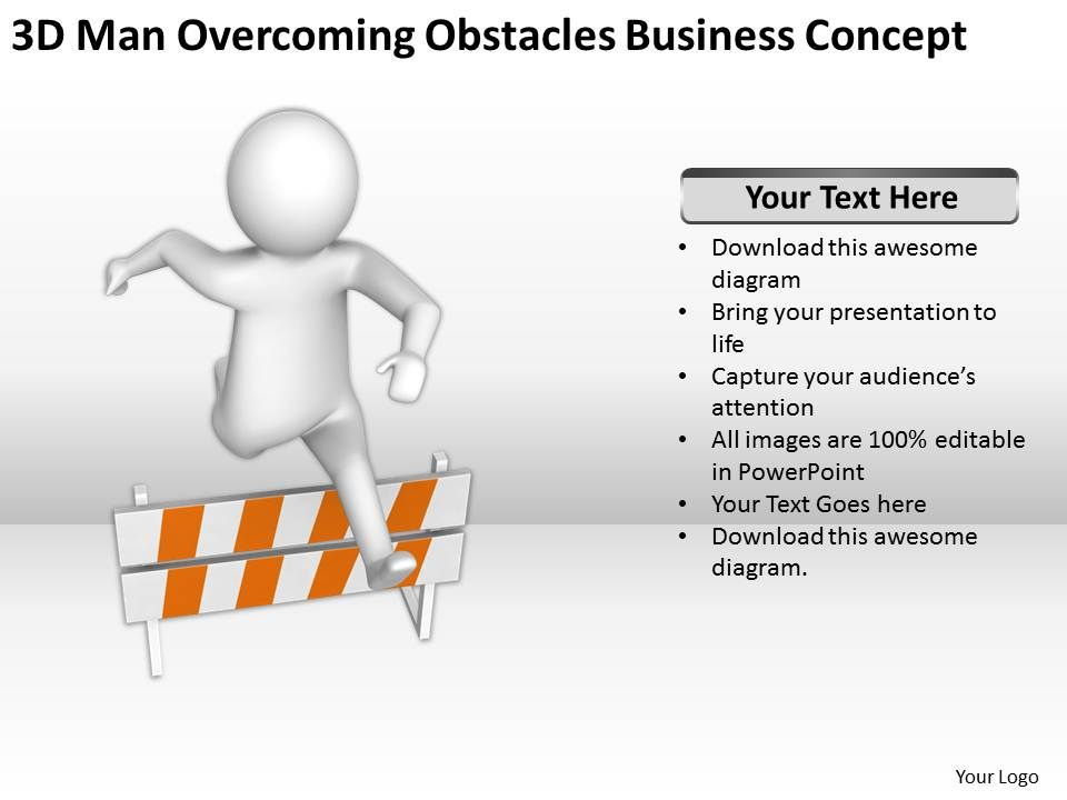 3d_man_overcoming_obstacles_business_concept_ppt_graphics_icons_powerpoin_Slide01