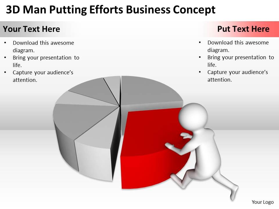 3d_man_putting_efforts_business_concept_ppt_graphics_icons_powerpoint_Slide01