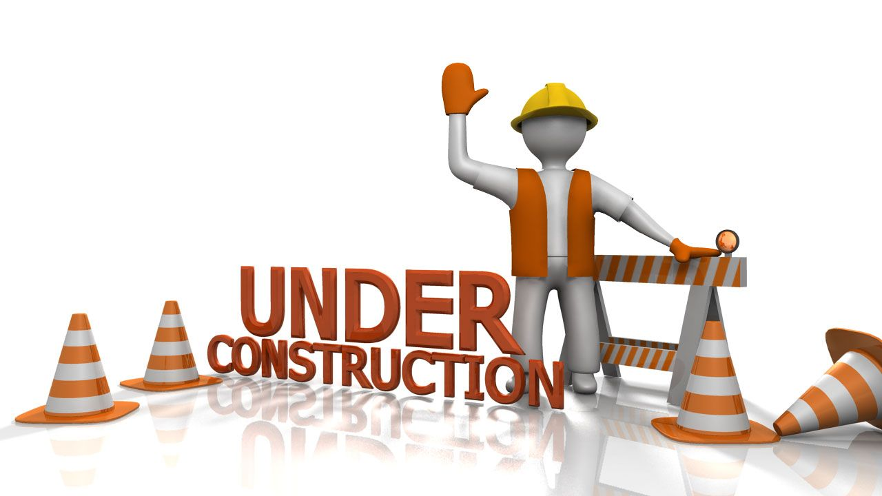 3d_man_showing_under_construction_text_with_traffic_cones_stock_photo_Slide01