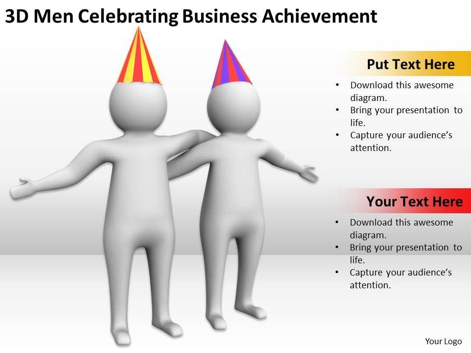 3d_men_celebrating_business_achievement_ppt_graphics_icons_powerpoint_Slide01