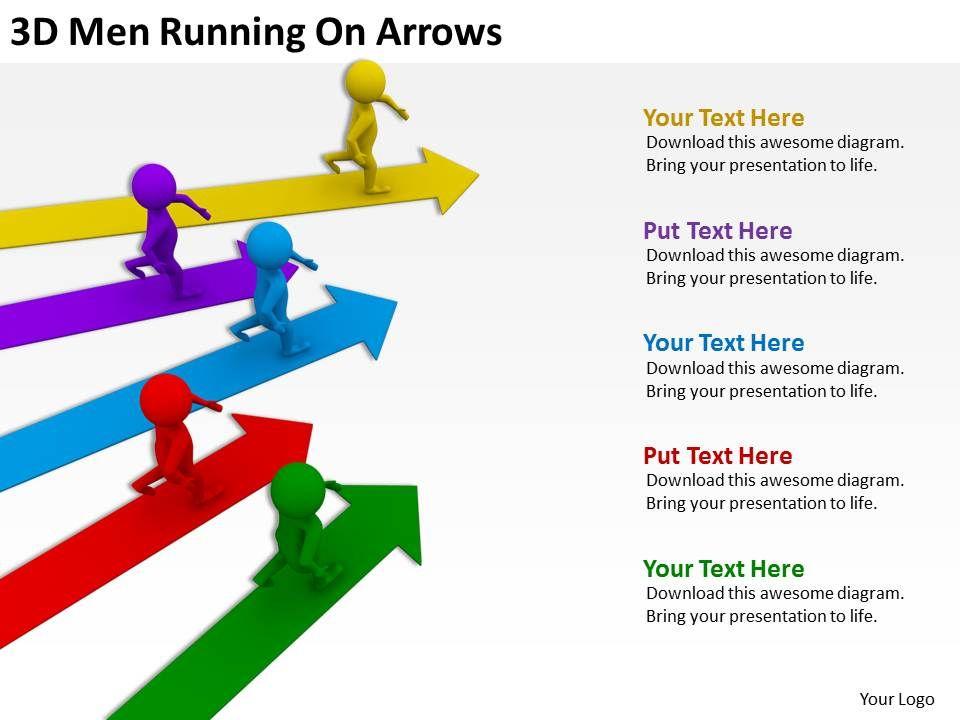 how to add arrows in powerpoint mac