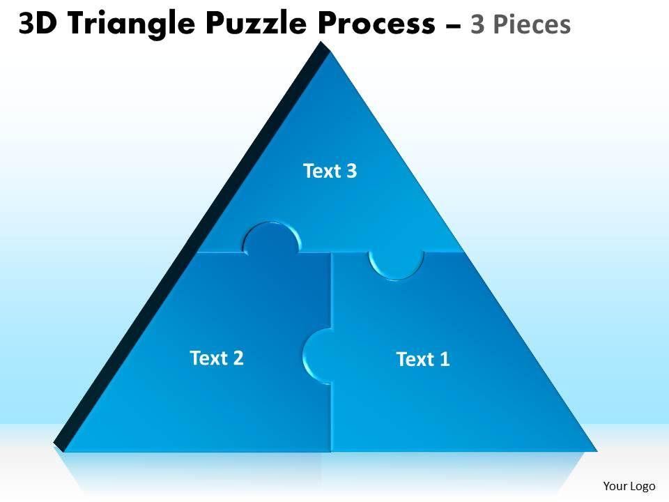 3d triangle template 1686 loadtve