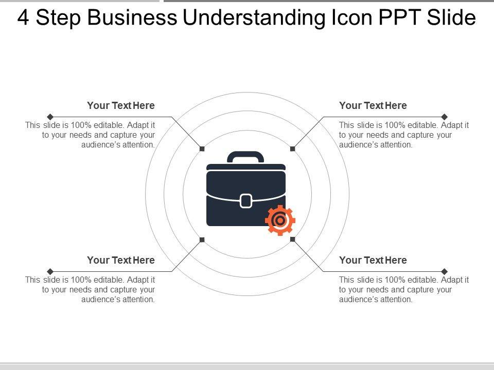 4_step_business_understanding_icon_ppt_slide_Slide01